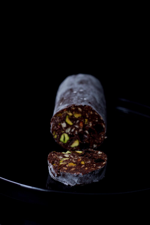 czekoladowy salceson przepis