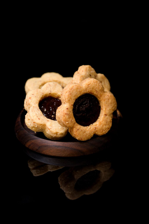 przepis na ciasteczka linzer